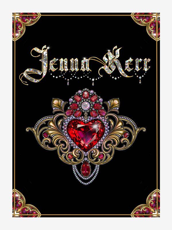 Sketchbook by Jenna kerr
