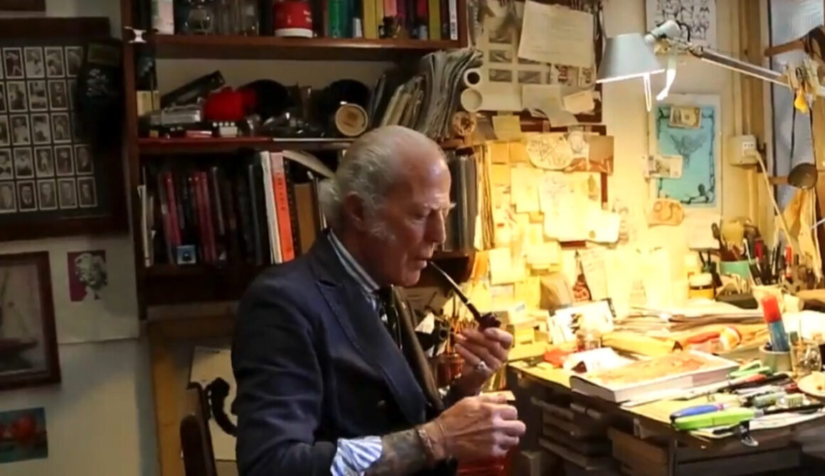 Gian Maurizio Fercioni: Tattoo Artist and Dandy