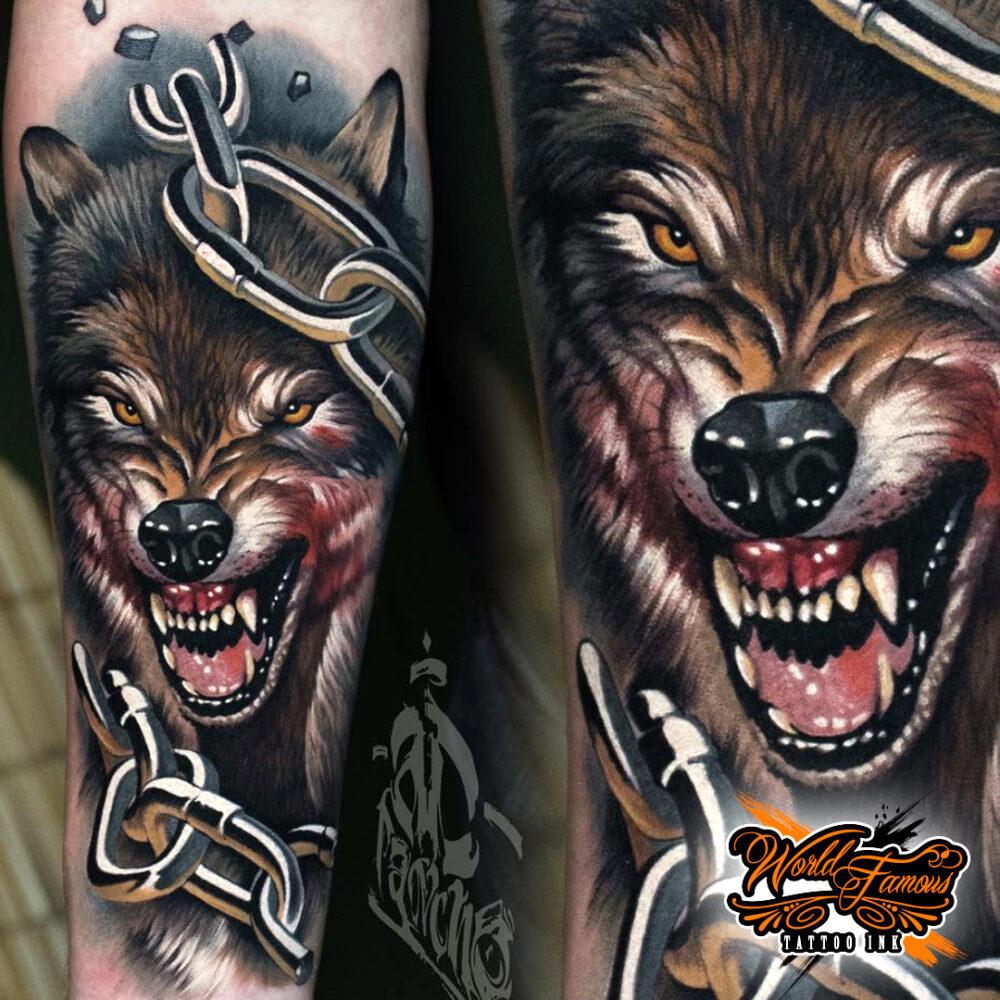 Alex Pancho, adPancho Tattoo, Netherlands