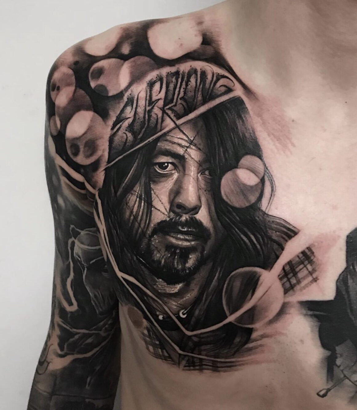 Anrijs Straume, Bold as Brass Tattoo Company, Liverpool, UK