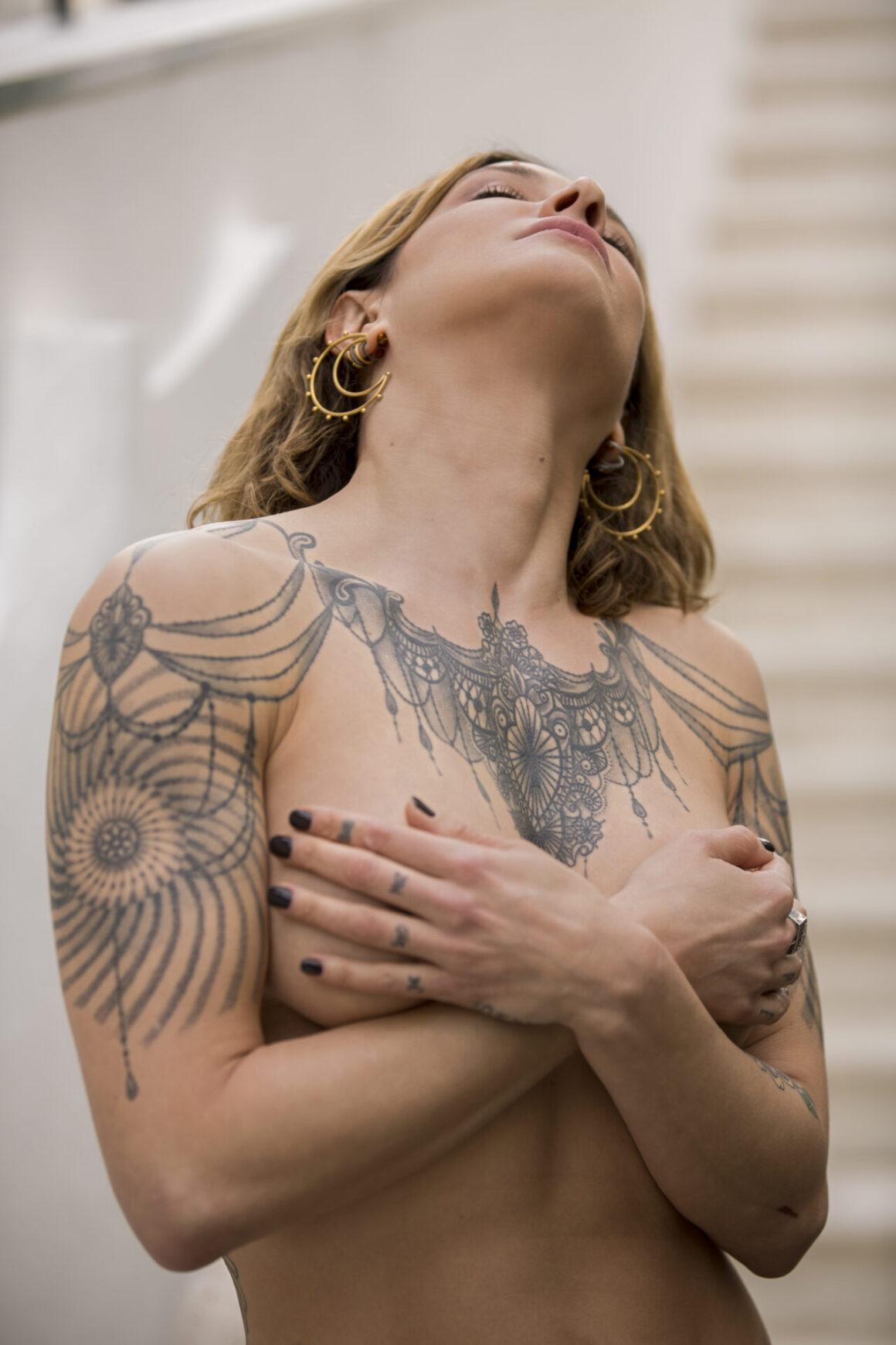 Asia Argento, credits by Pietro Piacenti