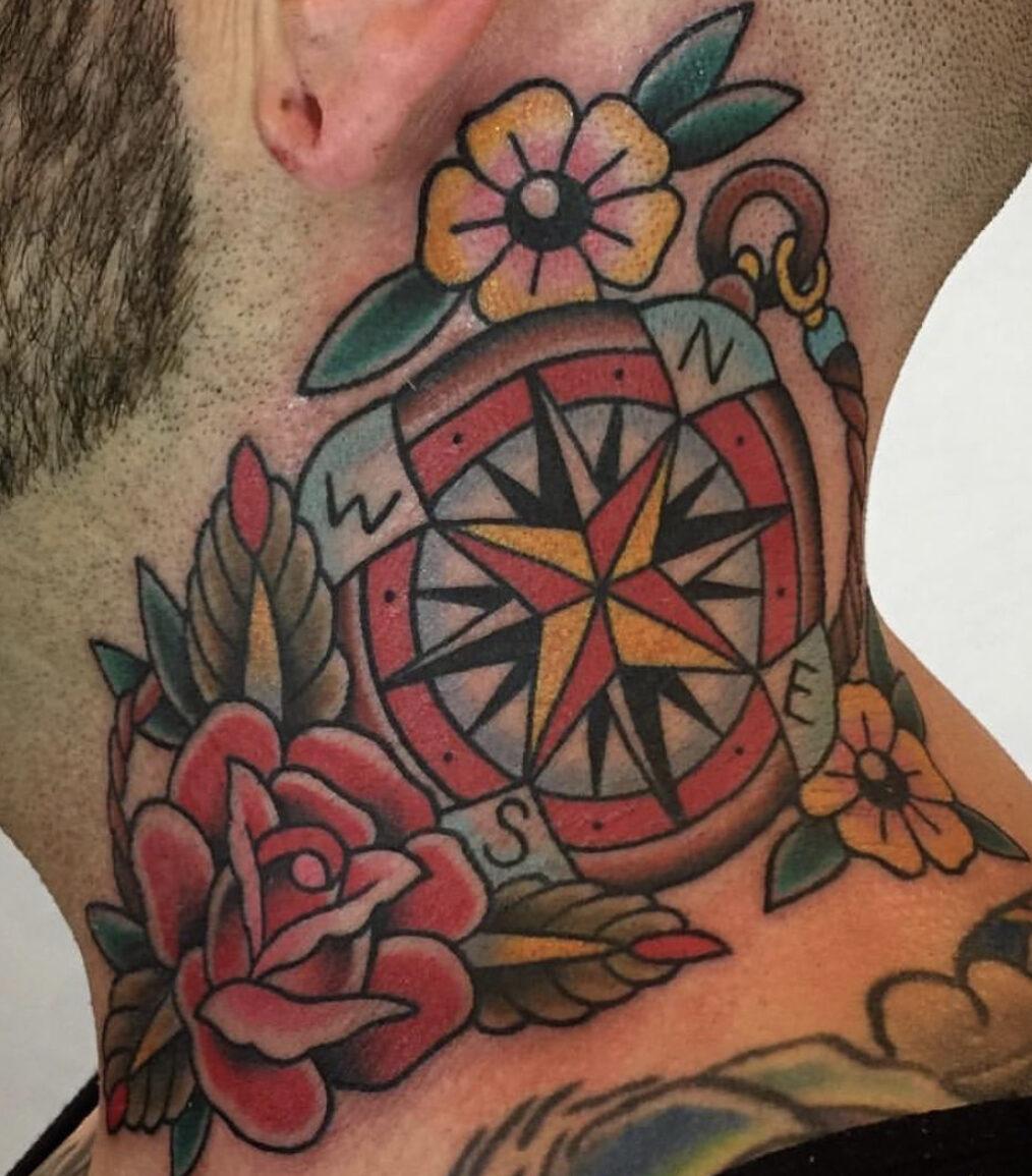 Chris Stuart, Made To Last Tattoo, Charlotte, USA