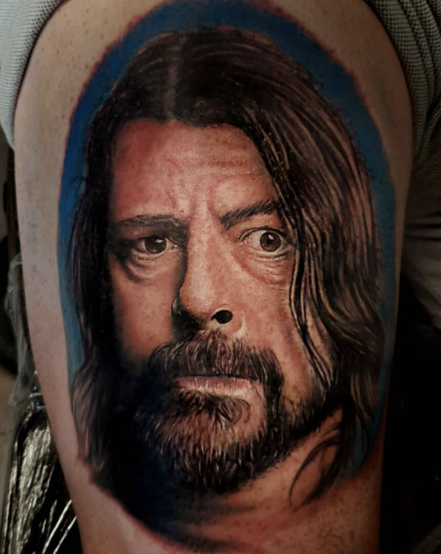 Craig Startin, BW Tattoo Studio, Lichfield, UK