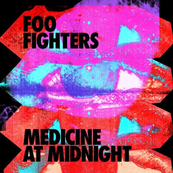 Foo Fighters_Medicine at Midnight_Album Cover