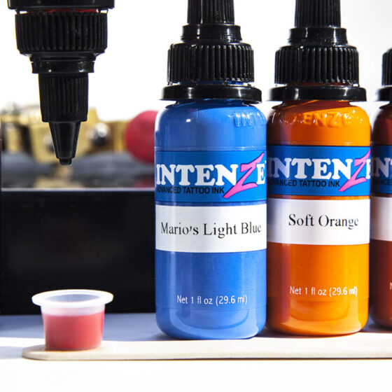 Intenze Tattoo Ink