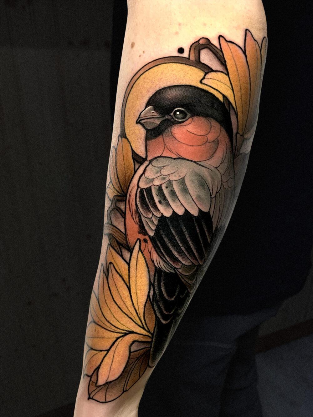Krish Trece, Soho Ink, NYC, USA