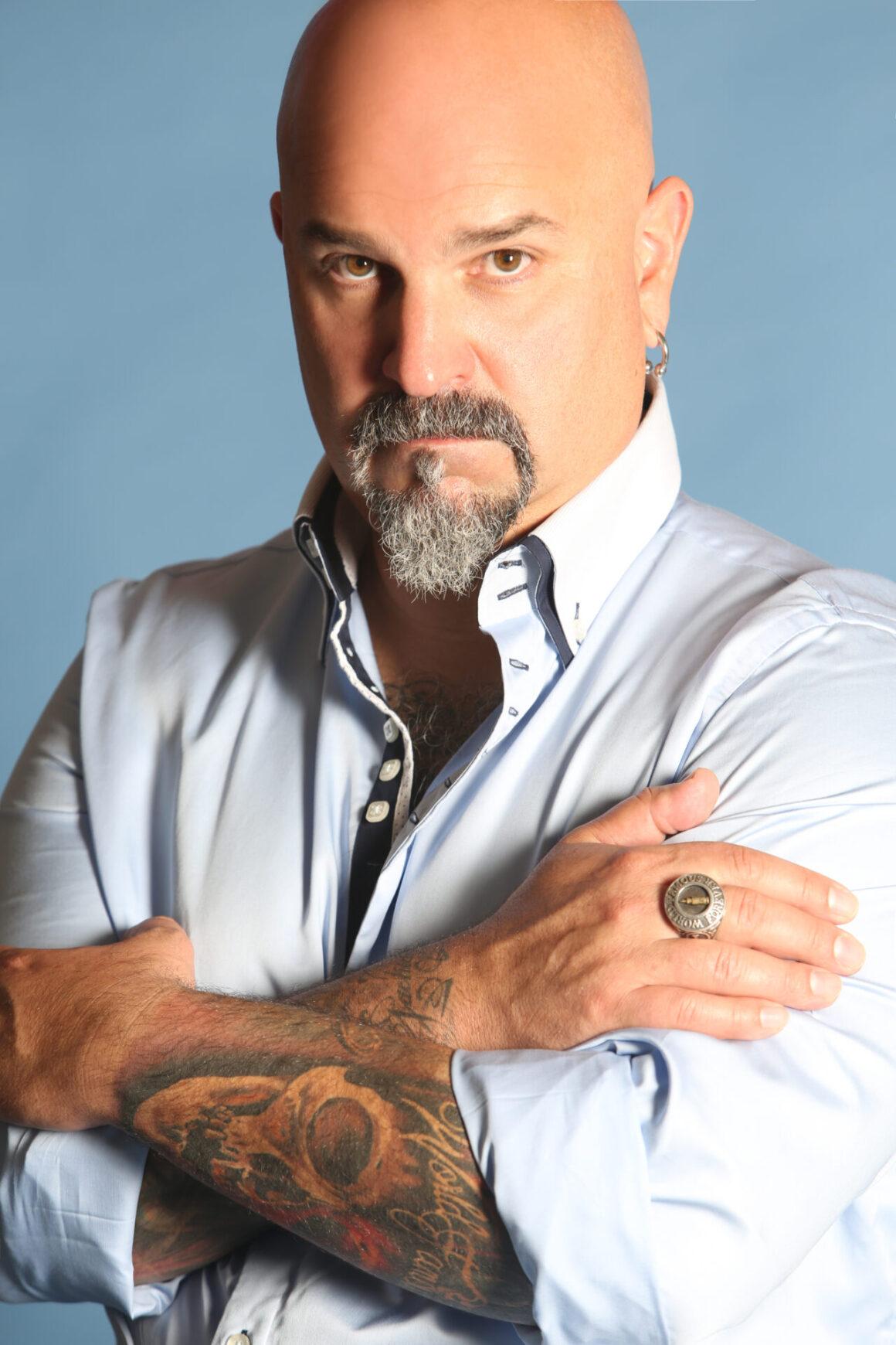 Lou Rubino, World Famous Tattoo Ink