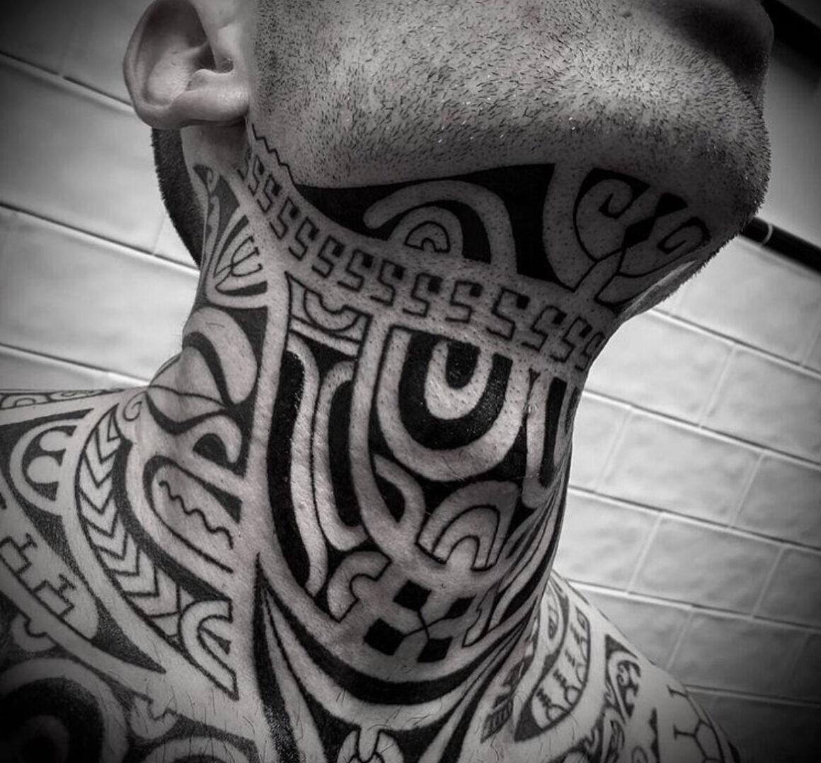 Marco Wallace, Wallace Tattoo Studio, Milan, Italy
