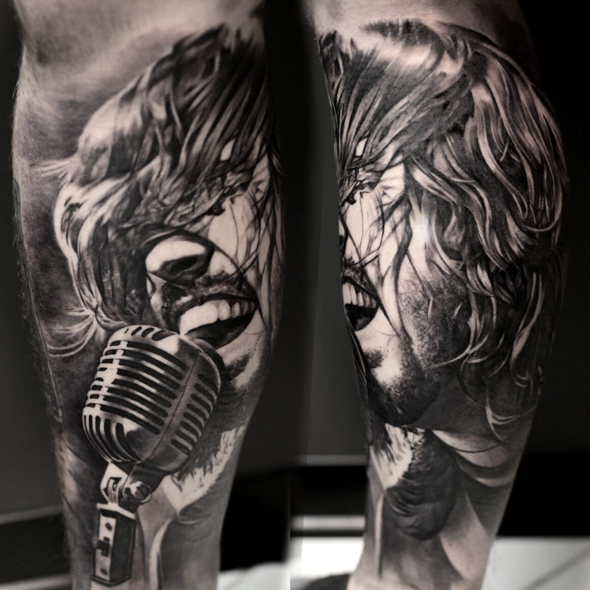 Matteo Pasqualin, Artigiano Tatuatore Tattoo Collective, Brembate, Italy
