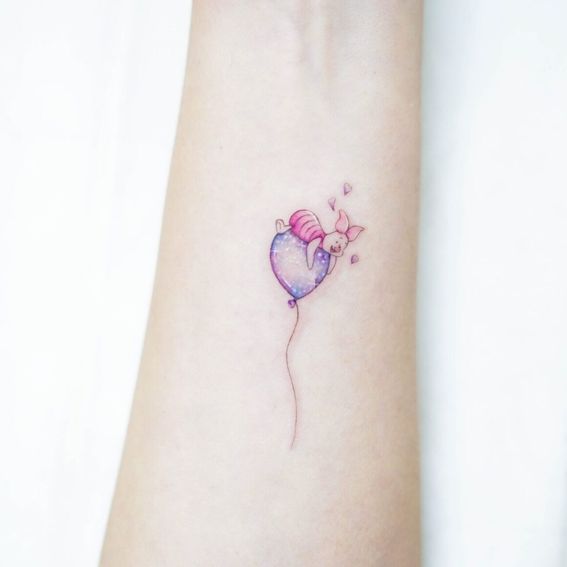 Mini Lau, Mini Tattoo, Hong Kong