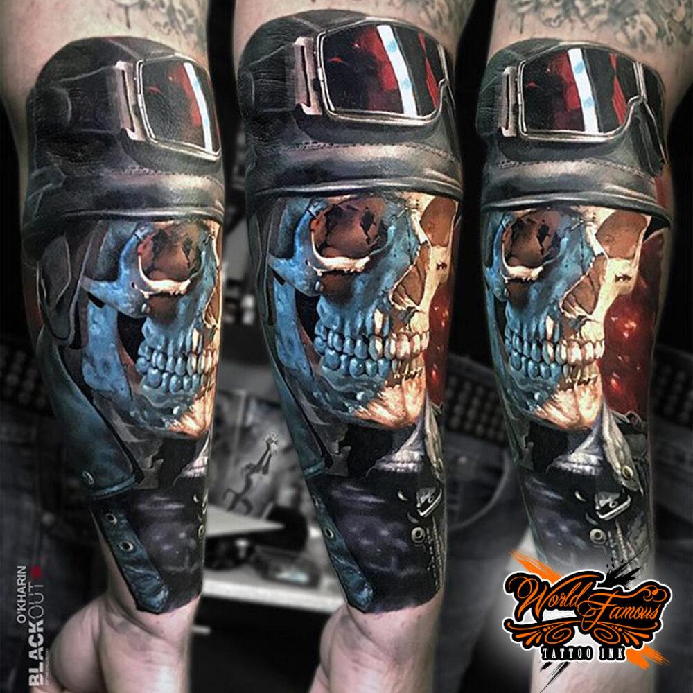 Sasha O'Kharin_Blackout Tattoo Collective, Russia