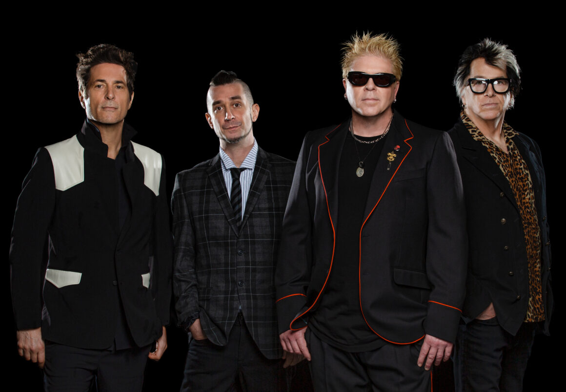The Offspring, Promo Shot Credit Daveed Benito