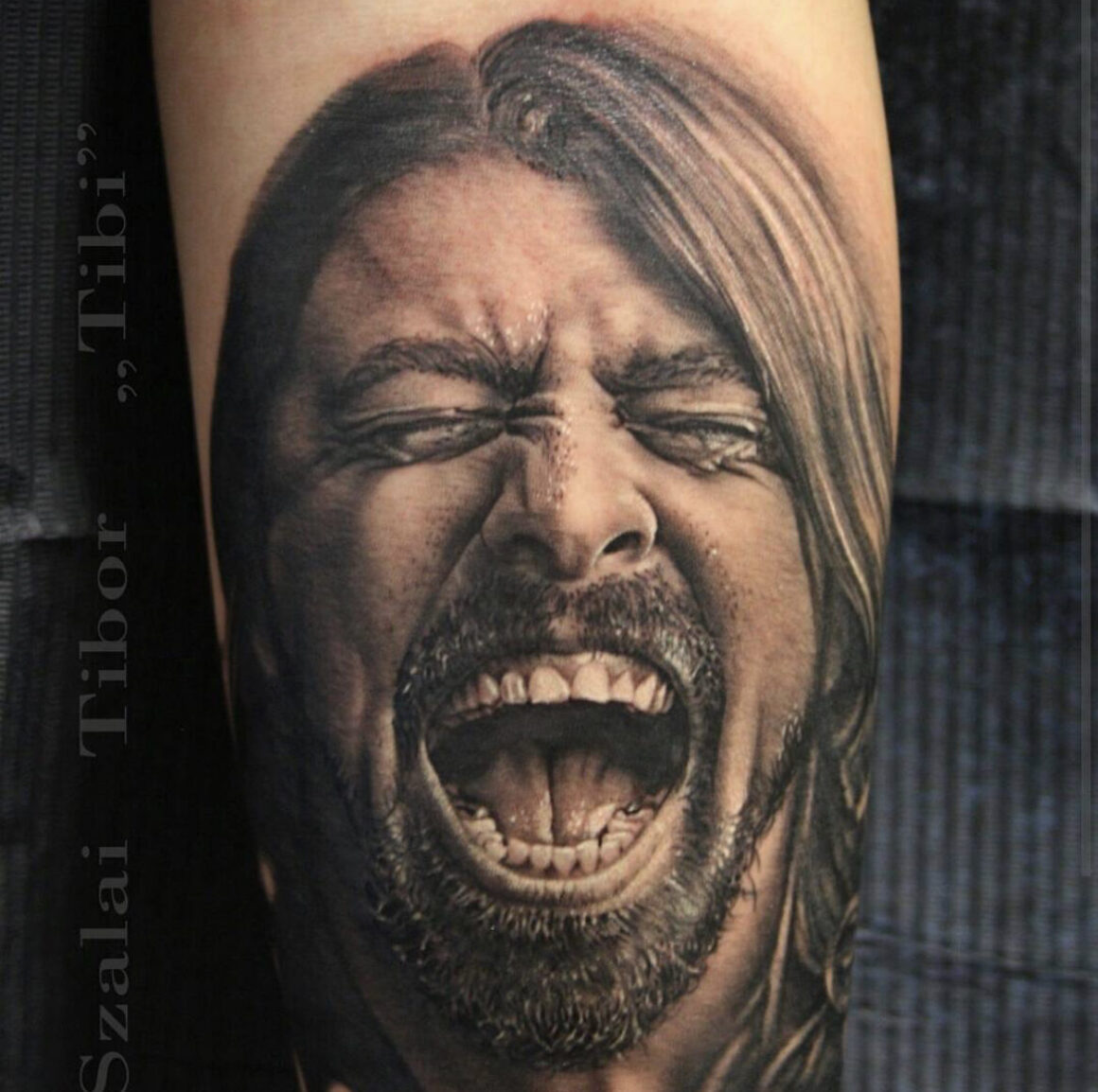 Tibor Tibi Szalai, Tempel Tattoo, Munich, Germany