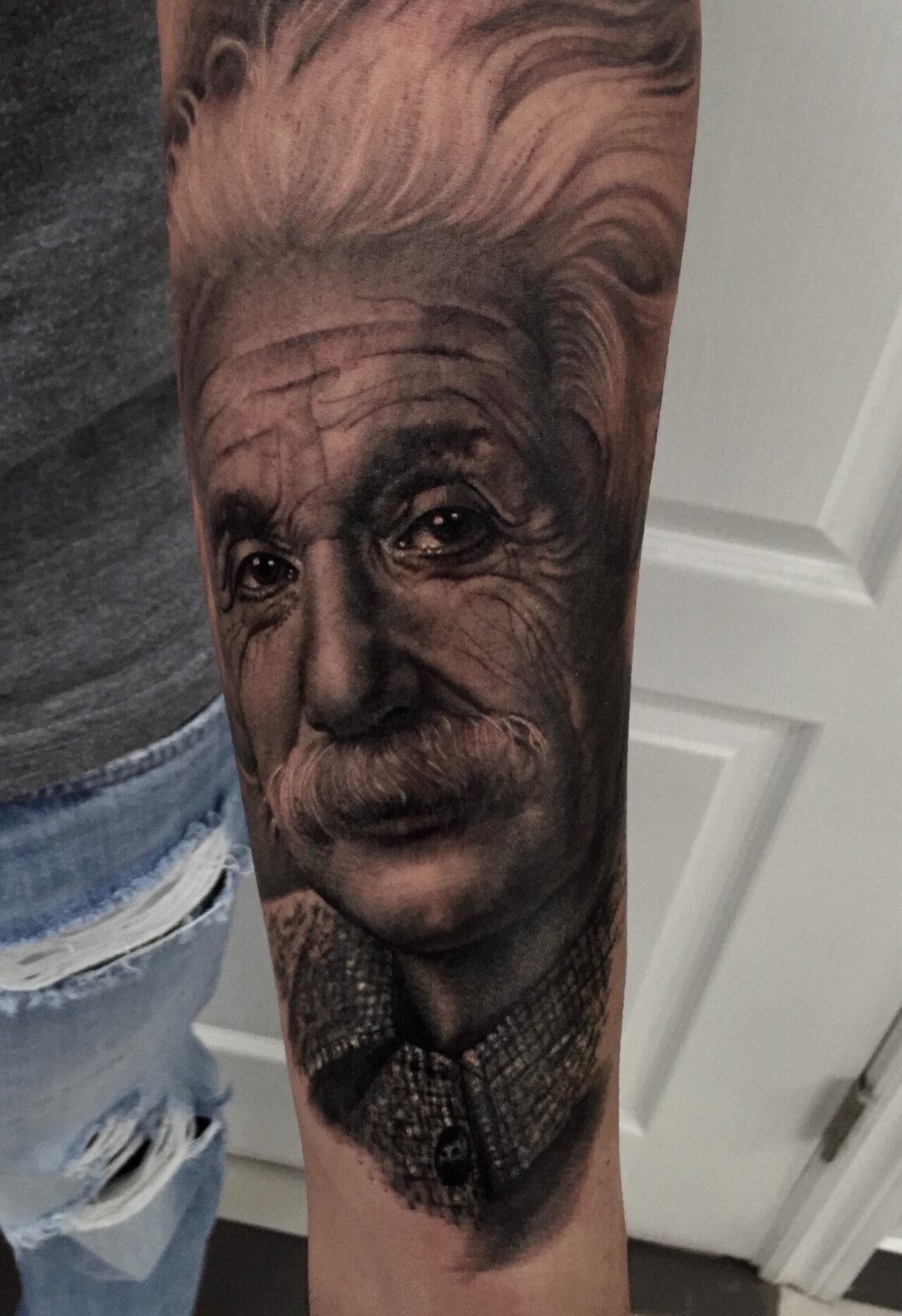 Veronique Imbo, Loveless Tattoo, Montreal, Canada