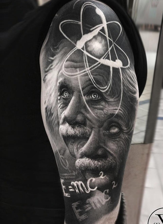 Yarson, Yarson Tattoo, Aberdeen, UK