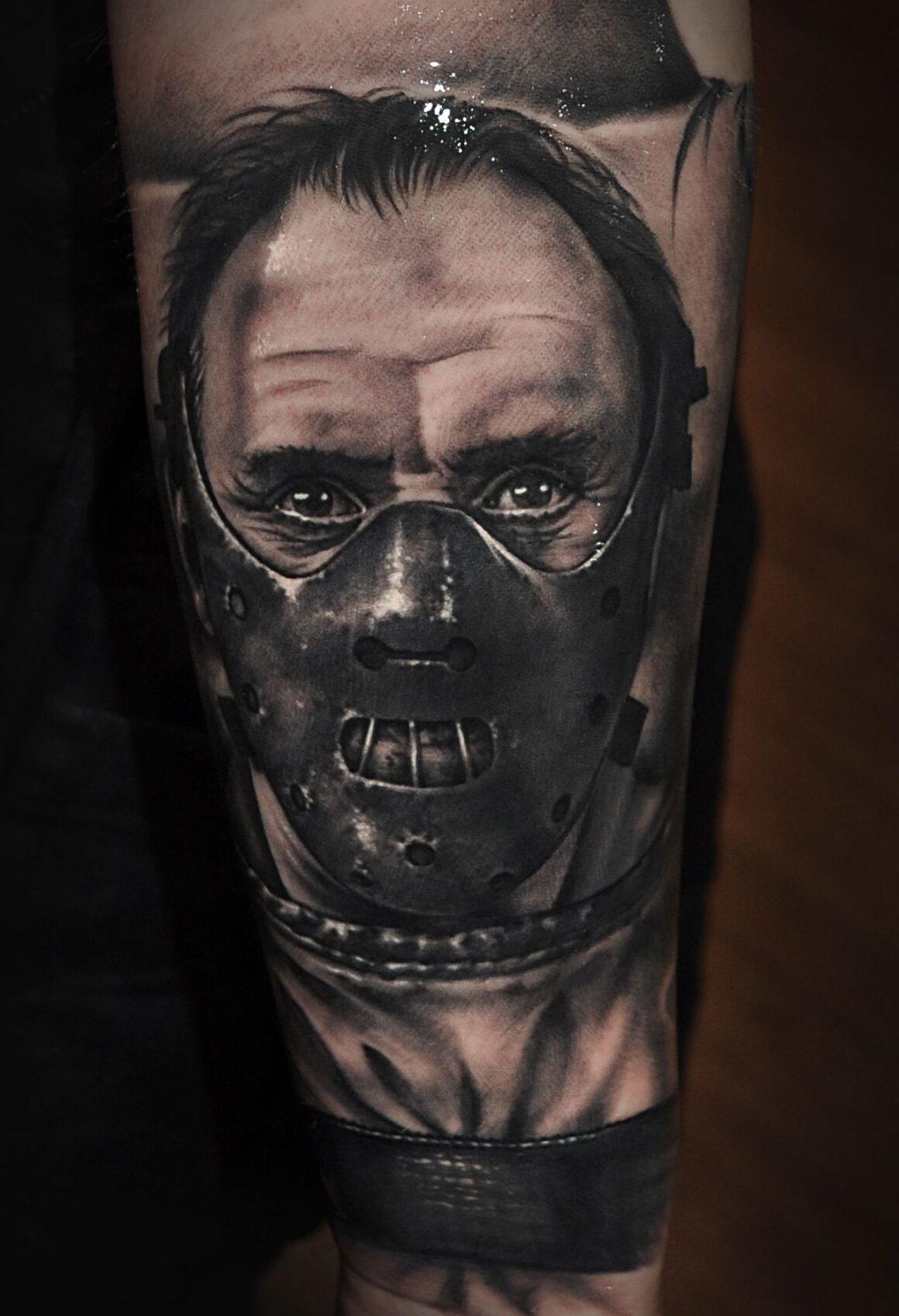 Benjamin Laukis, The Black Mark, Melbourne, Australia