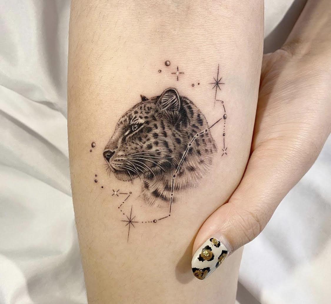 Dan Tattooer, Oasis Ink, Seoul, South Korea