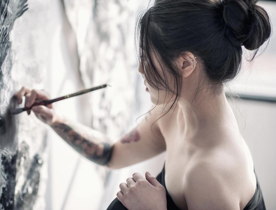 HwaRan, Brushism Tattoo Studio, Republic of Korea, Bucheon
