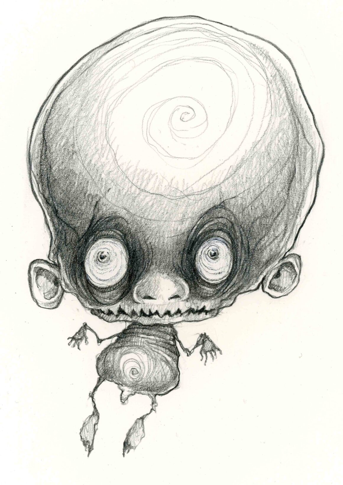 Illustrazione di Stefano Bessoni