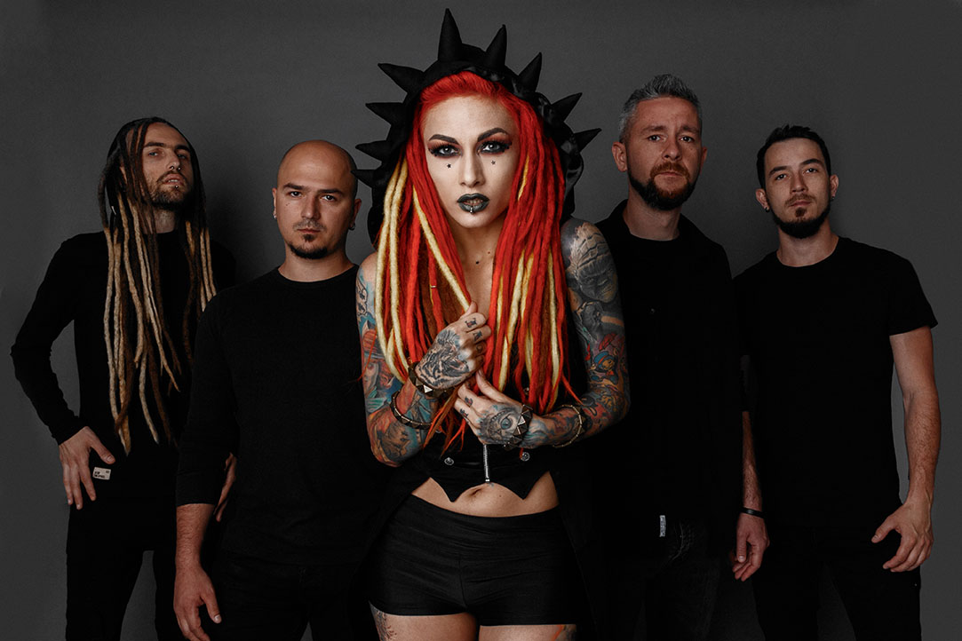 Infected Rain courtesy of Napalm Records