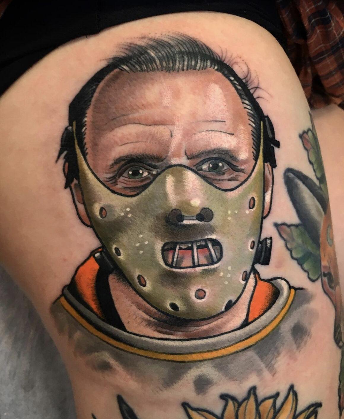 Josh Todaro, The Grand Illusion Tattoo, Melbourne, Australia