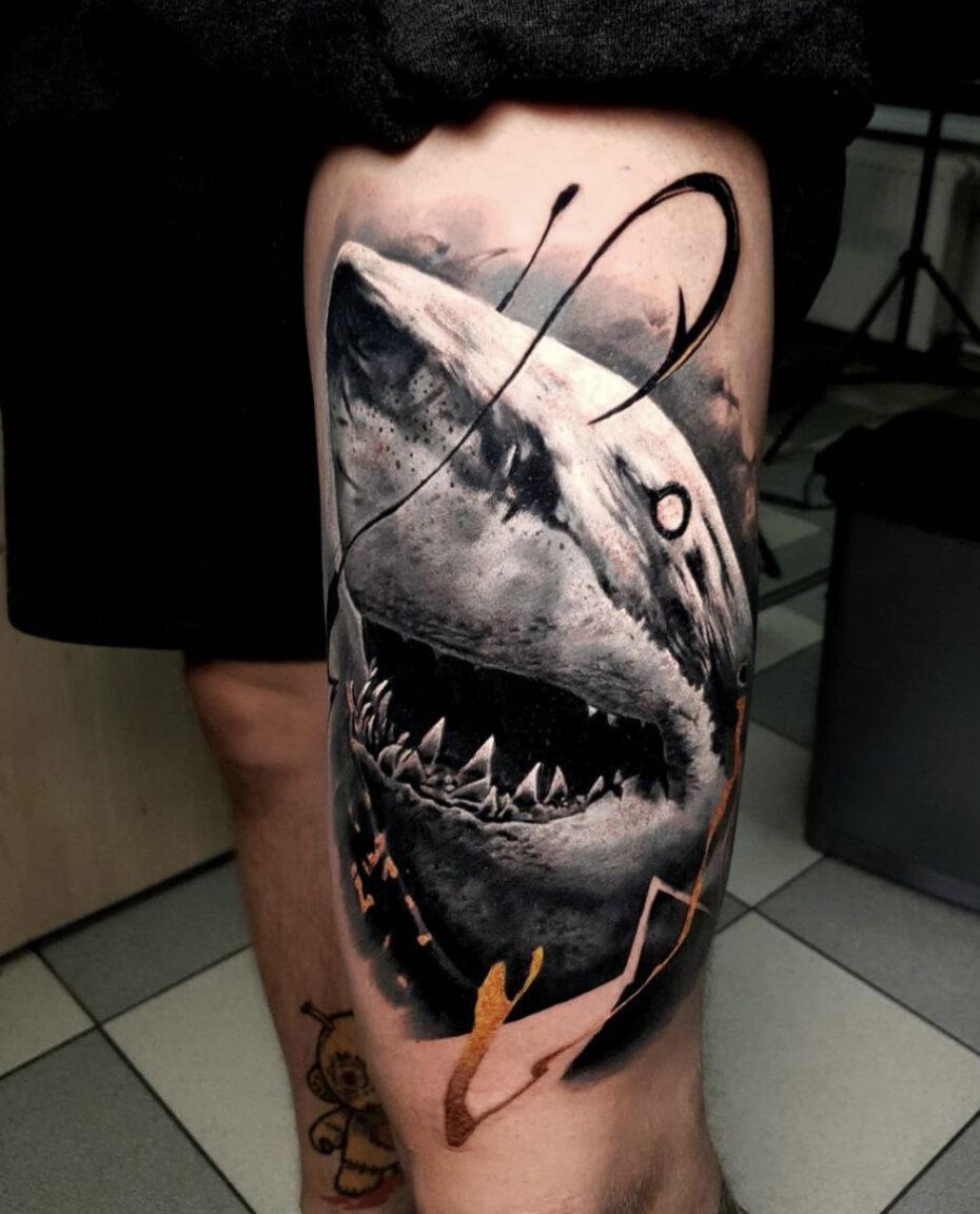 Marek Hali, Hali Tattoo Studio, Gorlice, Poland