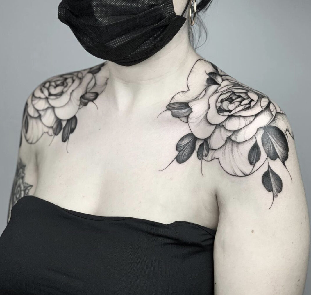 Maria Ruz, La Tarara Tattoo Studio, Blanes, Spain
