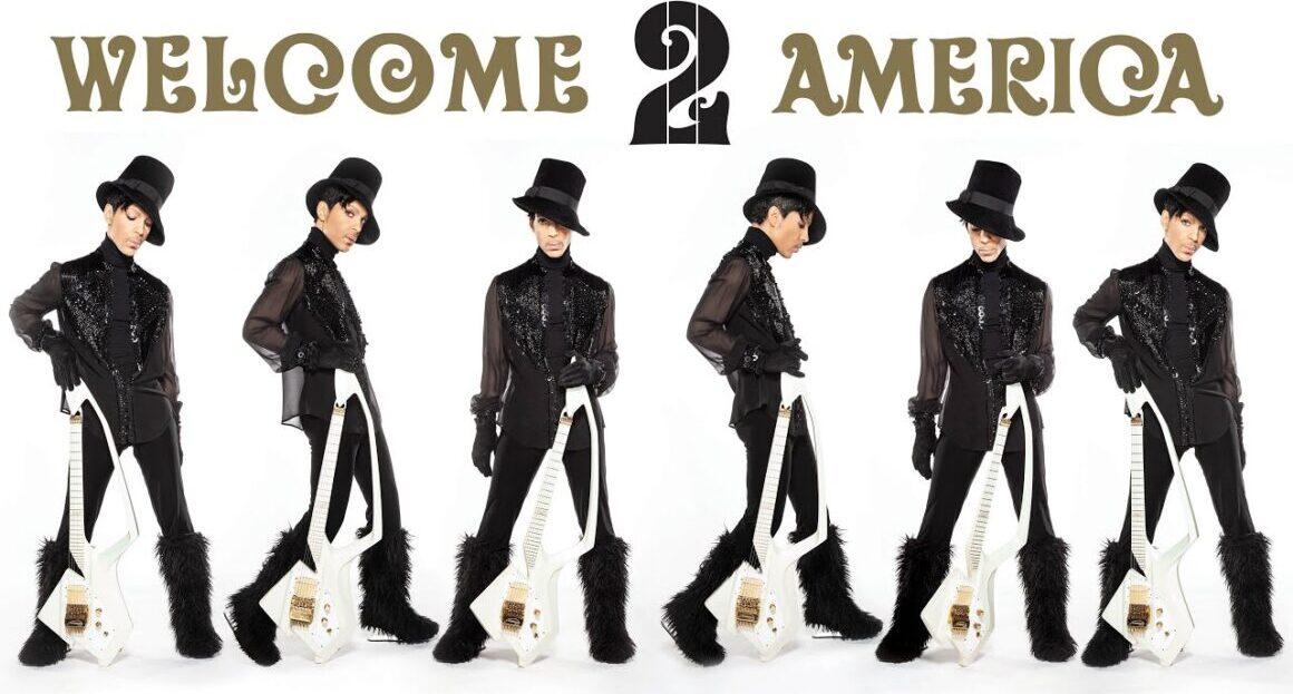 Prince, Welcome 2 America