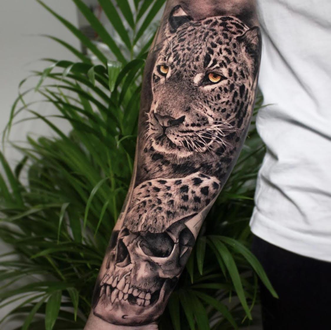 Ruben Ruiz, Inksession Tattoo, Malaga, Spain