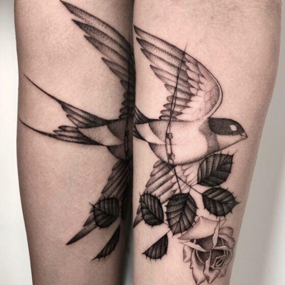 Siuky Gariazzo, Circa Tattoo Studio BCN, Barcelona, Spain