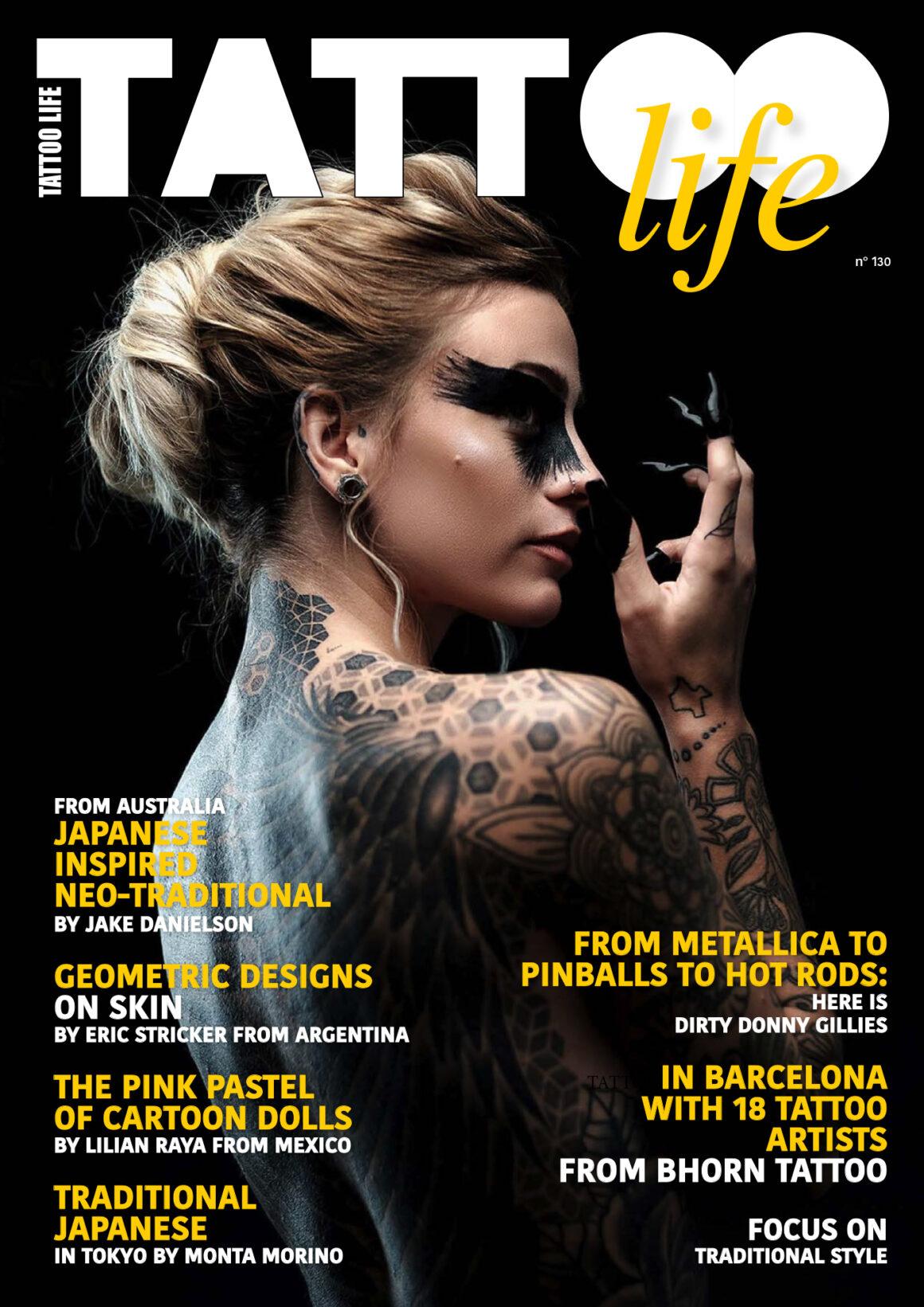 Tattoo Life May-June 2021