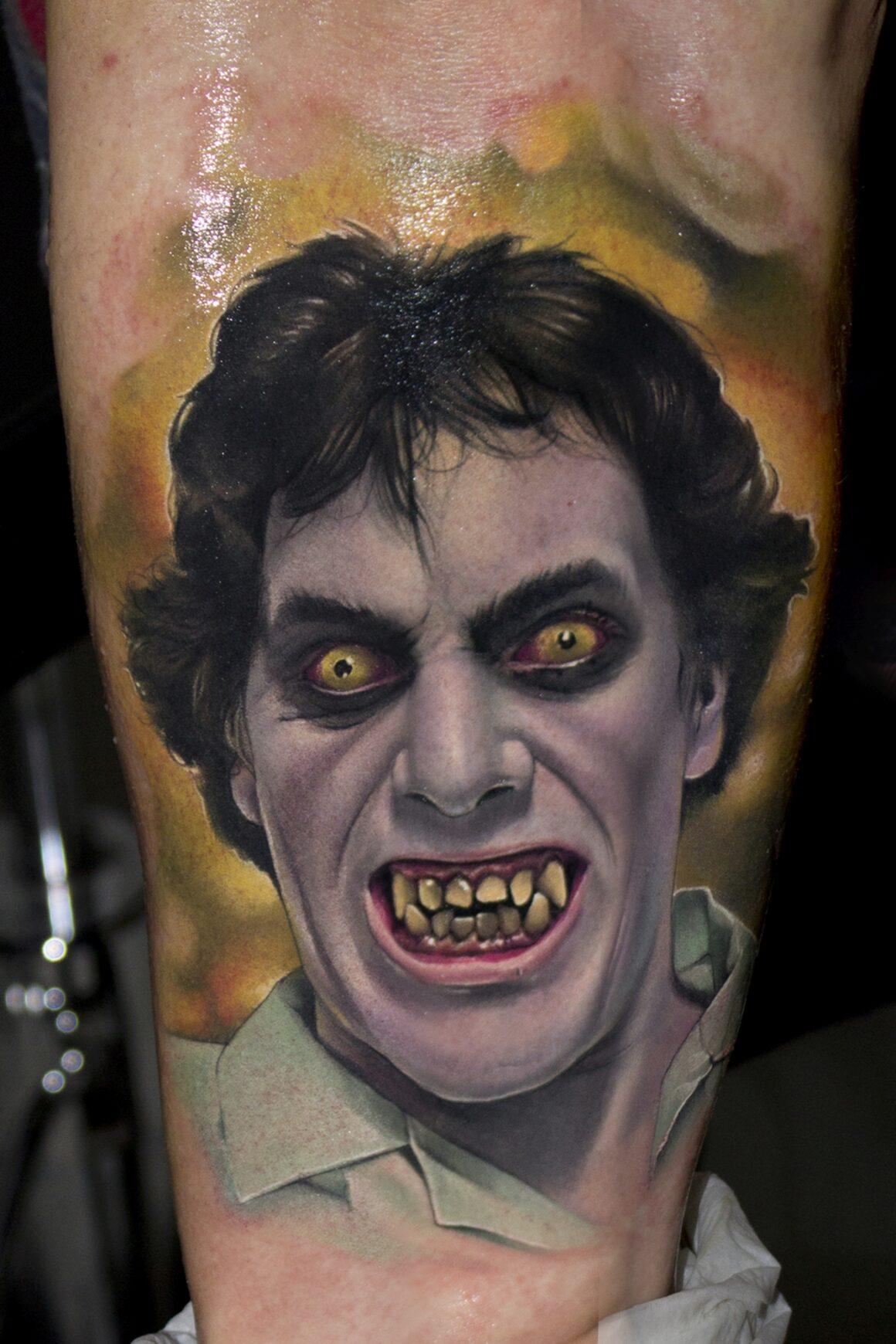 Victor Chil, Family Art Tattoo, Barcelona, Spain