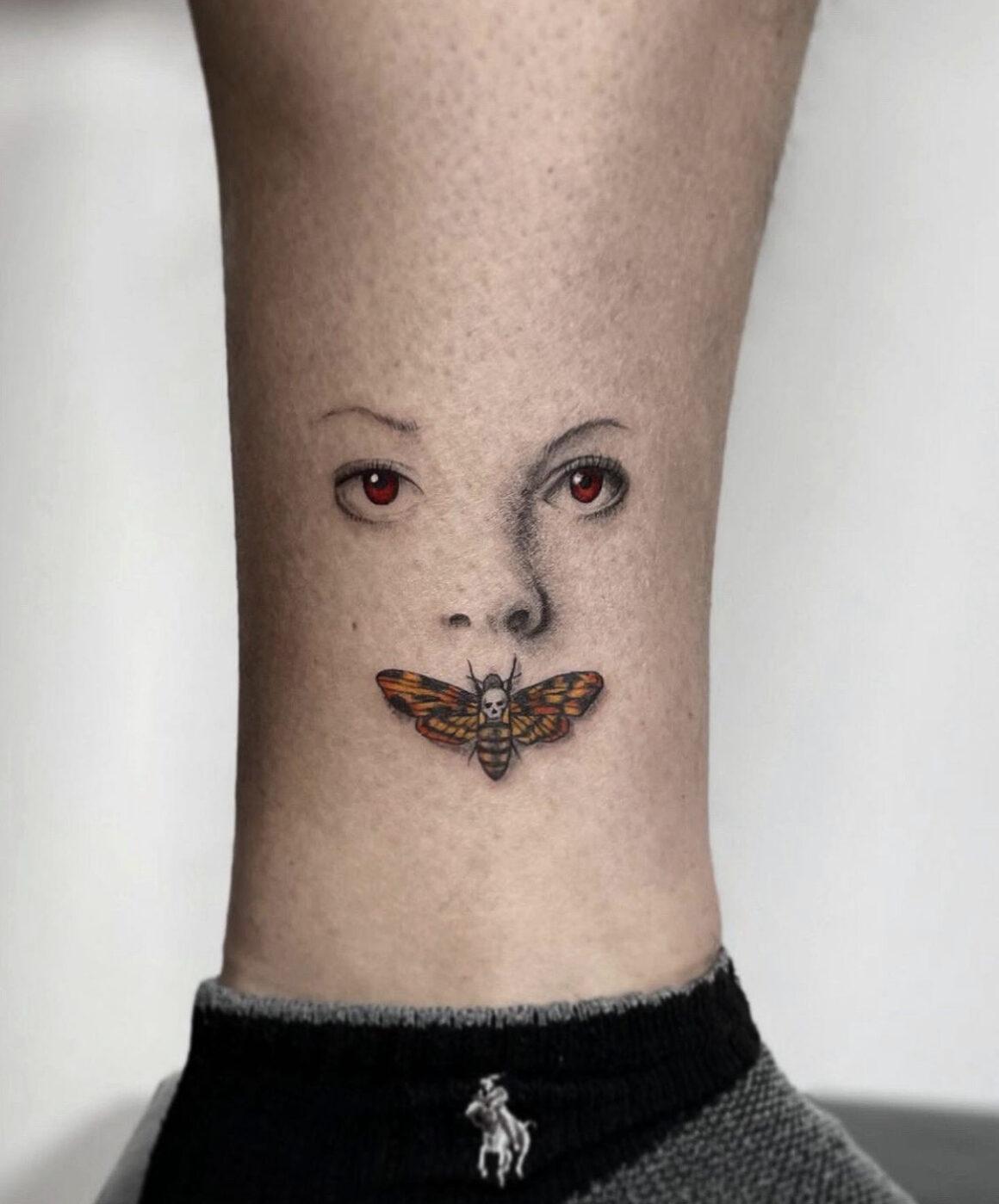 Yadi, West 4 Tattoo, New York, USA