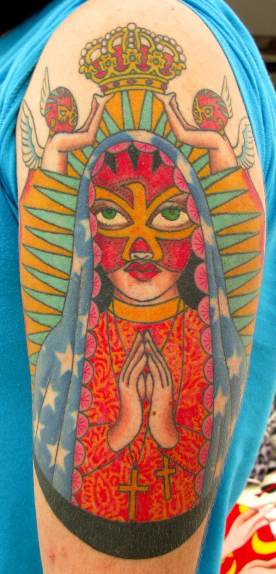 Tattoo by Sunny Buick