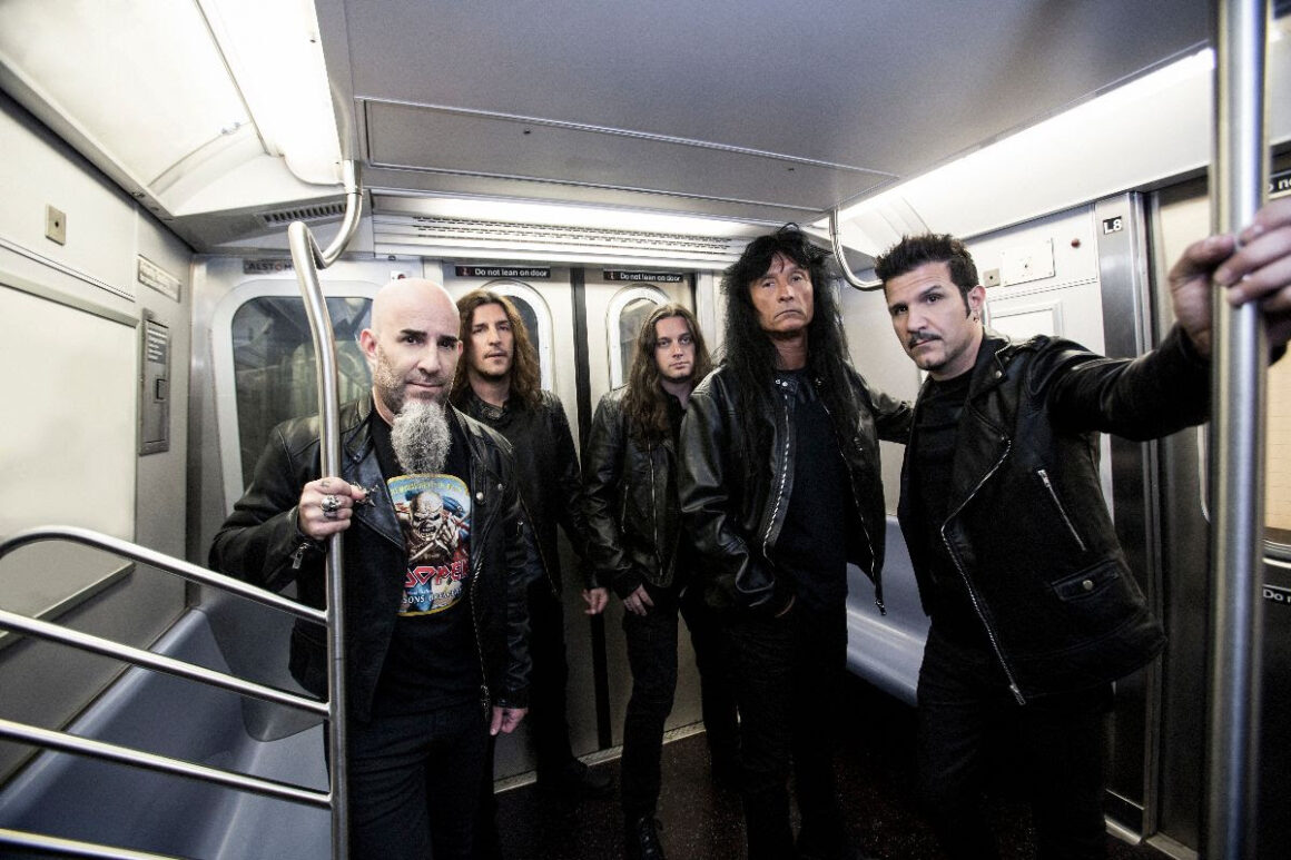 Anthrax by Jimmy Hubbard
