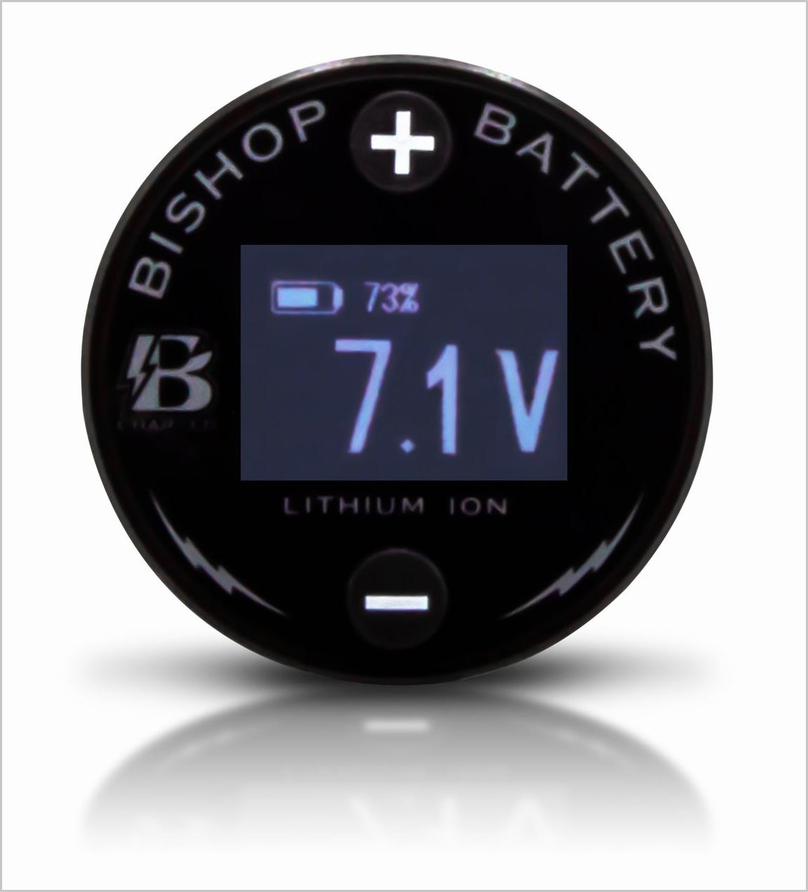 Bishop B-Charged Wireless Power Supply