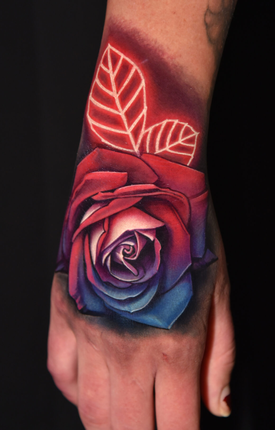 Danny Elliott, Rebel Muse Tattoo, Denver, USA