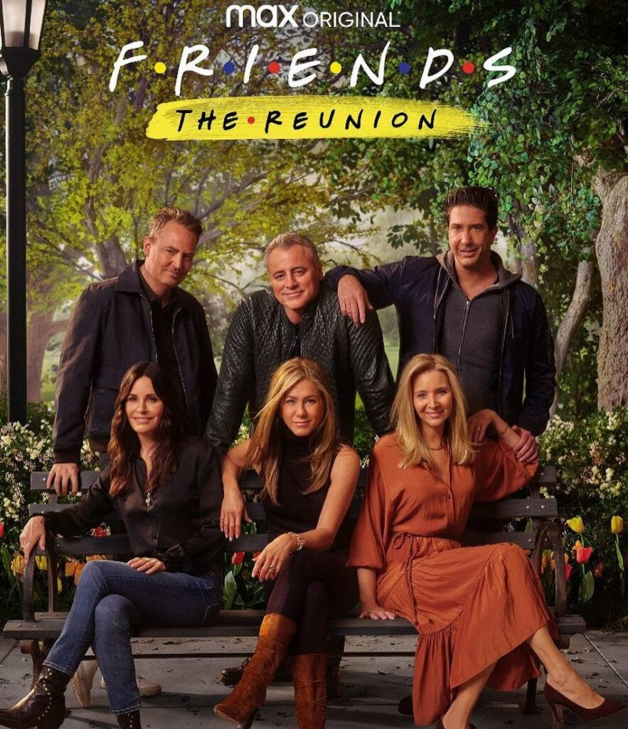 Friends Reunion, May 27, 2021