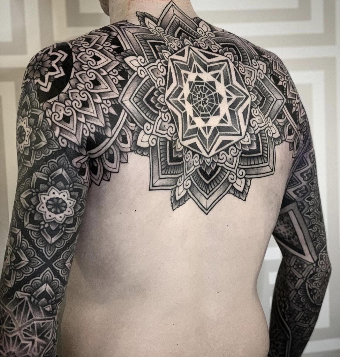 Jack Peppiette, Insider Tattoo, Edinburgh, UK