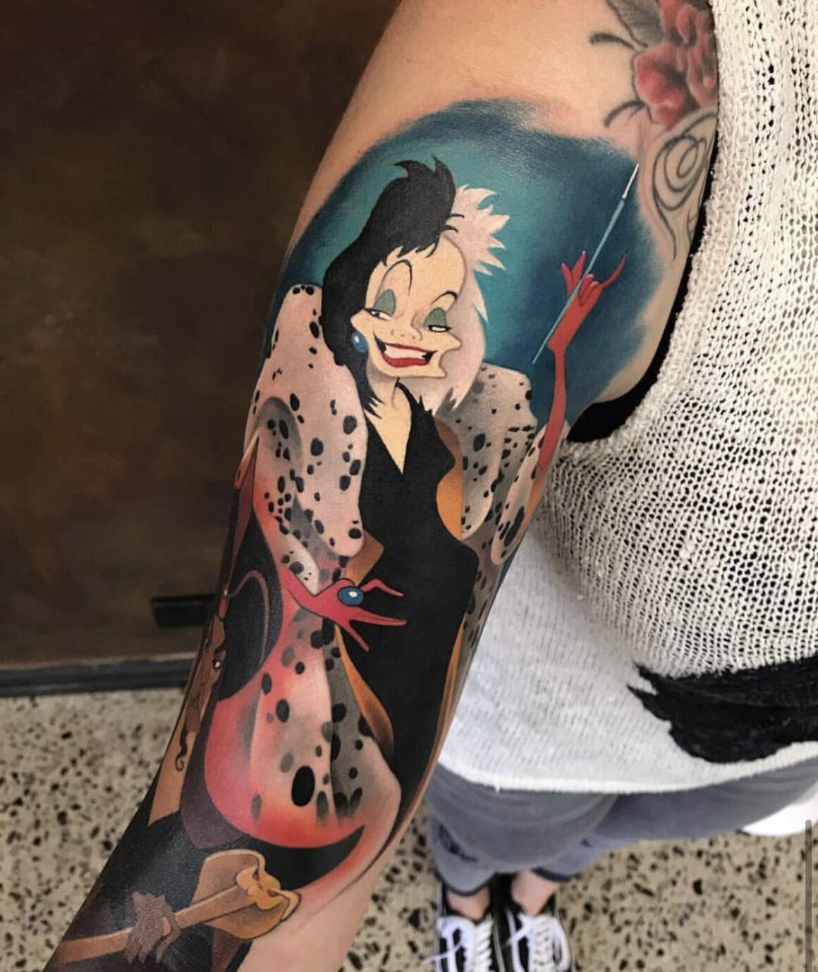 Jacksonmay, Youngbloods Tattoo Studio, Perth, Australia