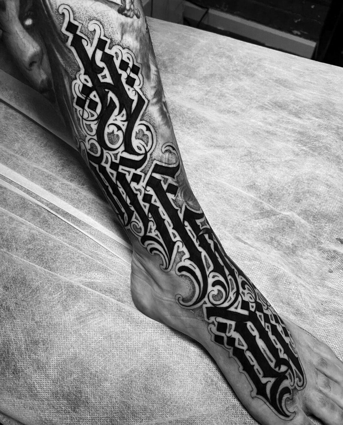 Mayonaize, Capital Tattoo, Melbourne, Australia