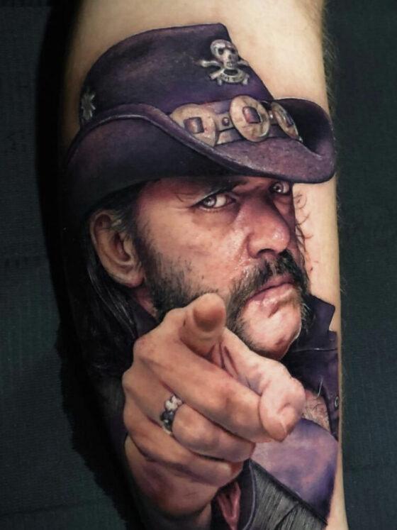 Michael Lopes, Context Tattoo Studio, Santa Cruz do Sul, Brazil