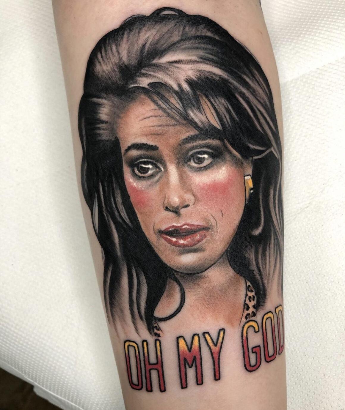 Paula Castle, Black Sheep Tattoo, Bristol, UK