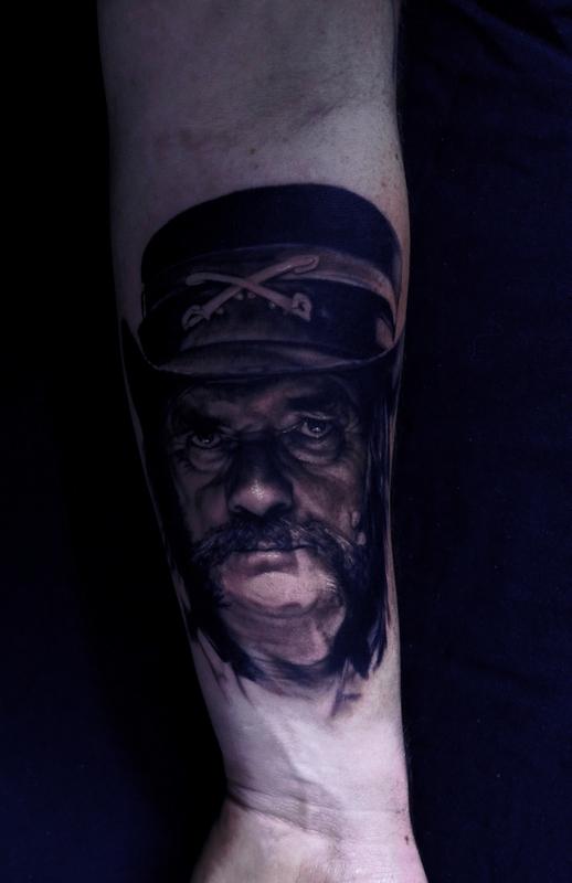 Ralf Nonnweiler, No Arts Tattoo, Neunkirchen, Germany