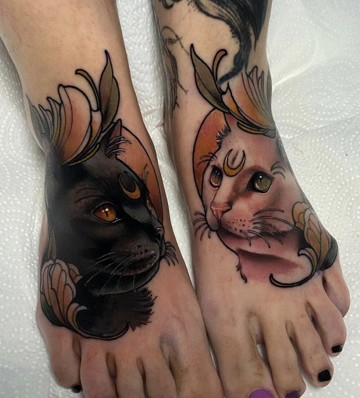 Raquel Escudero, Tattoo Freaks, Castelldefels, Spain