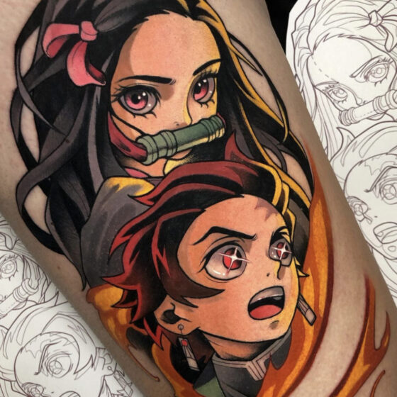 Yeray Perez, Malibu Tattoo, Barcelona, Spain