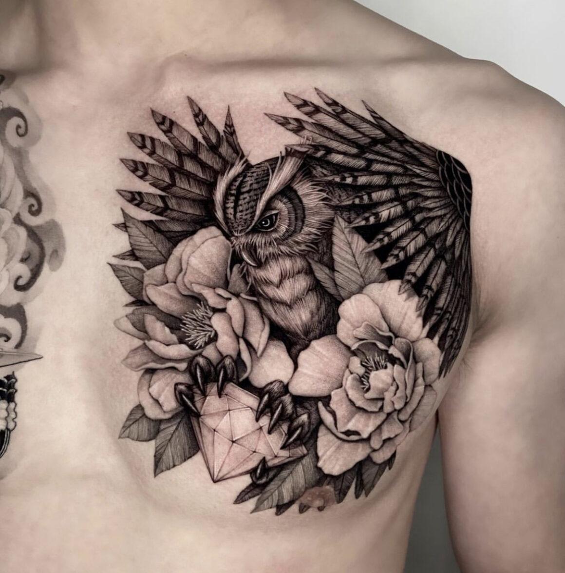 Allday Dakum, Allday Tattoo, Kyonggi-Do, South Korea