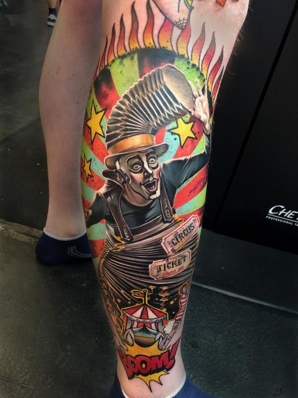 Anjelika Kartasheva, Fabrik13 Tattoo, Rostov, Russia-002