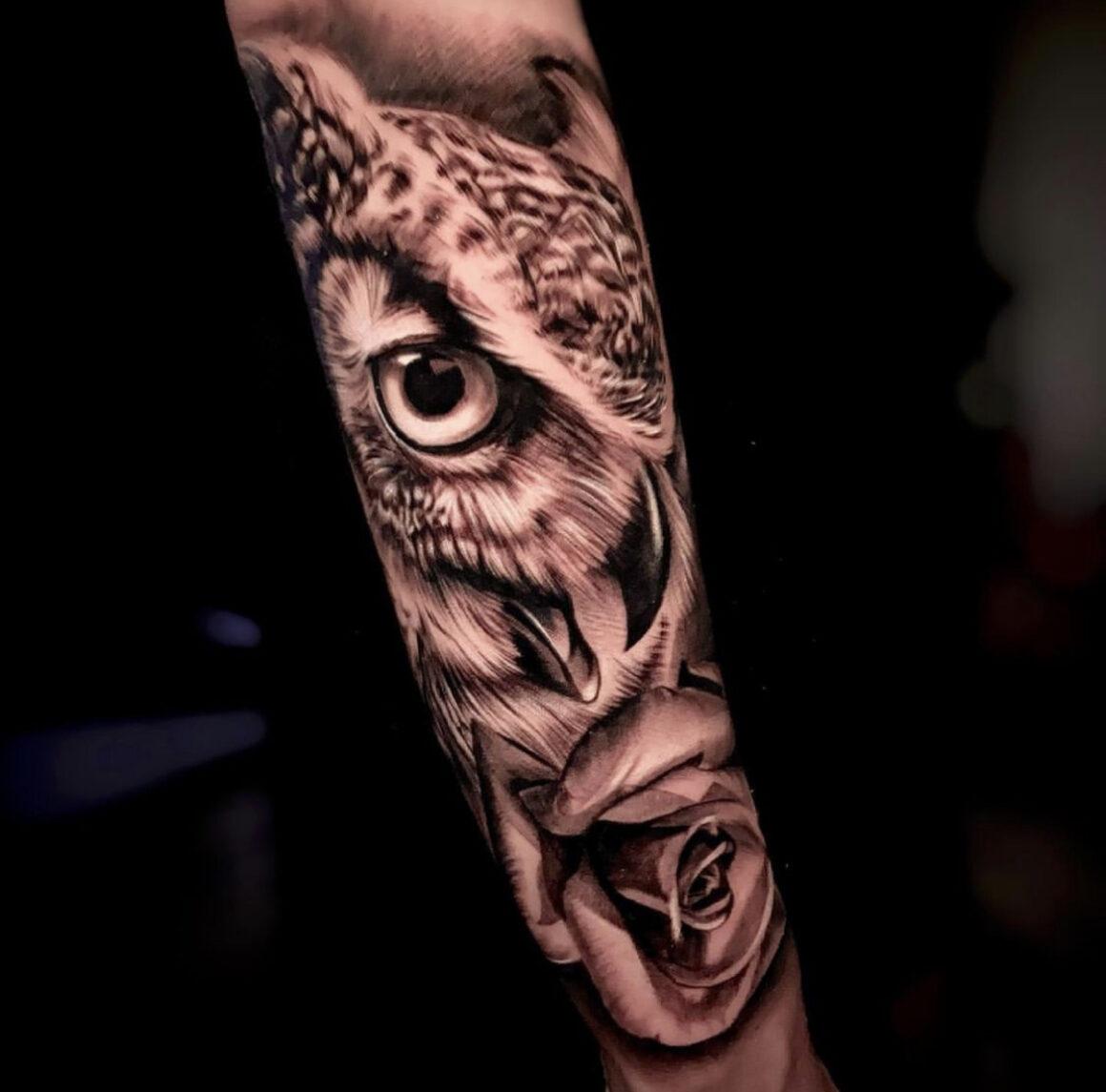 Antoine de Caignard, Seven 8 Tattoo, Mantes-la-Jolie, France