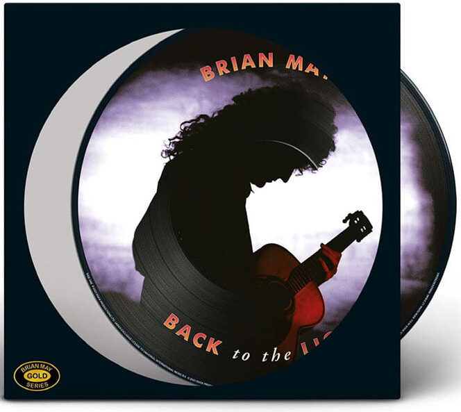 Brian May, Back To The Light